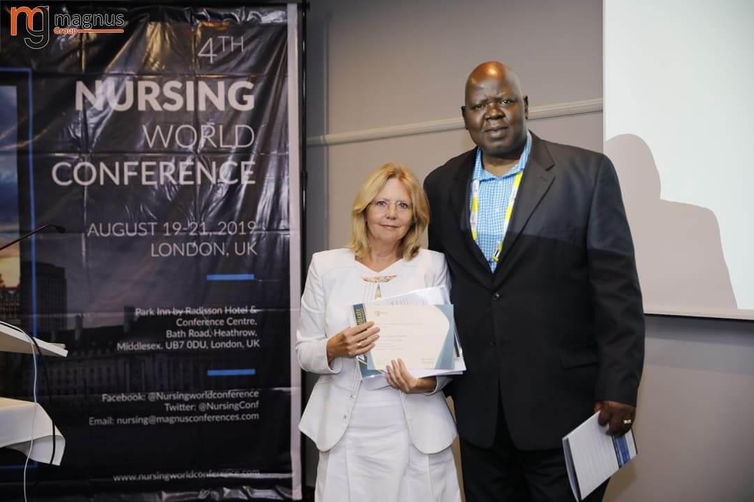 Nursing Conferences- Agusta Palsdottir