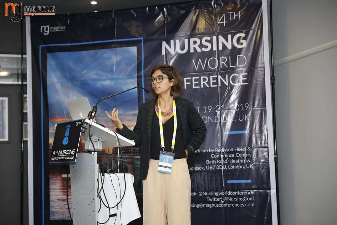 Nursing conferences- Ana Lucia Brantes