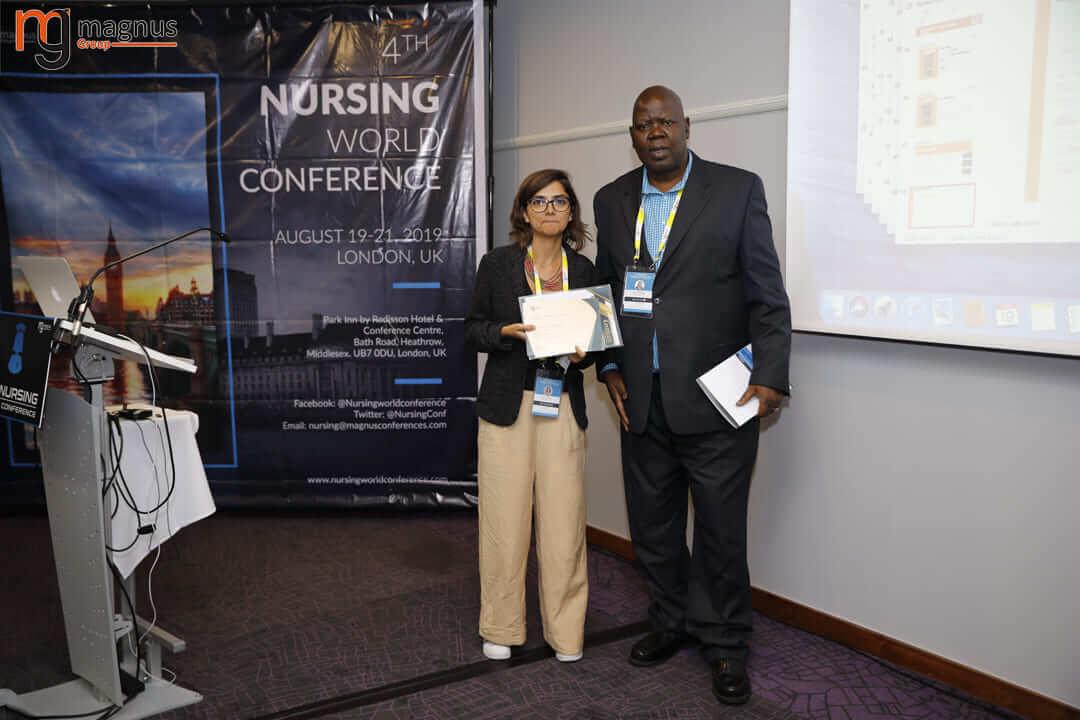 Nursing Research Conferences - Ana Lucia Brantes