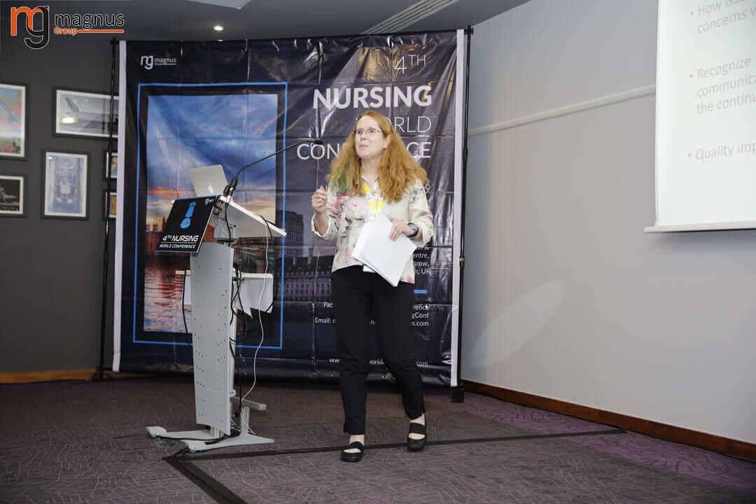 Nursing Research Conferences- Beverley Tann