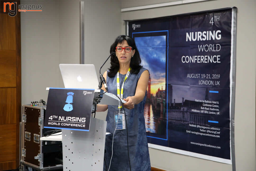 Nursing Research Conference 2020- Blerina Duka