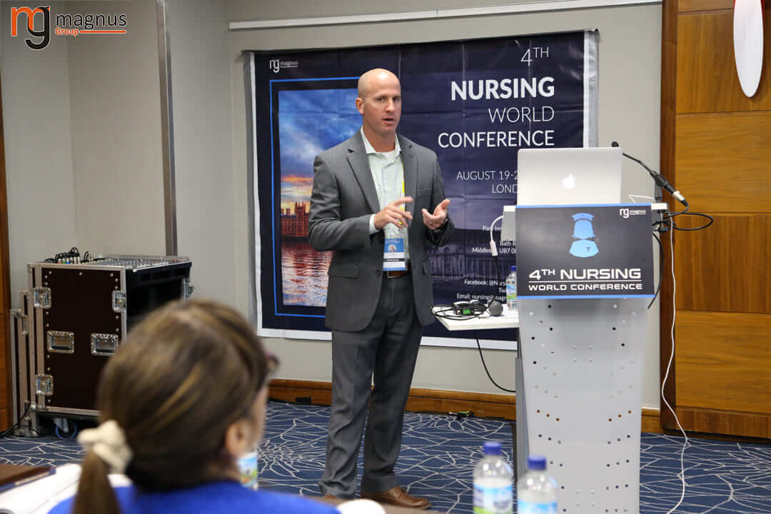 International Nursing Research Conferences 2020- Jason Upham
