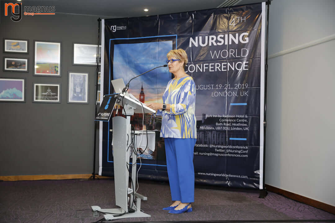 Nursing Research Conference - Louise Bradley