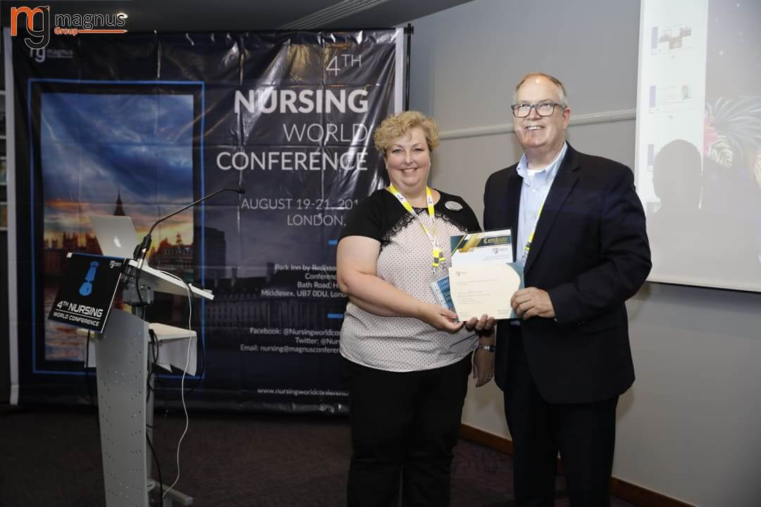 Nursing Conferences 2020- Laura Sweatt