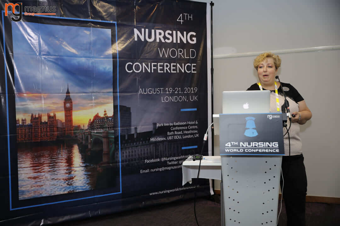 Nursing Conferences- Laura Sweatt