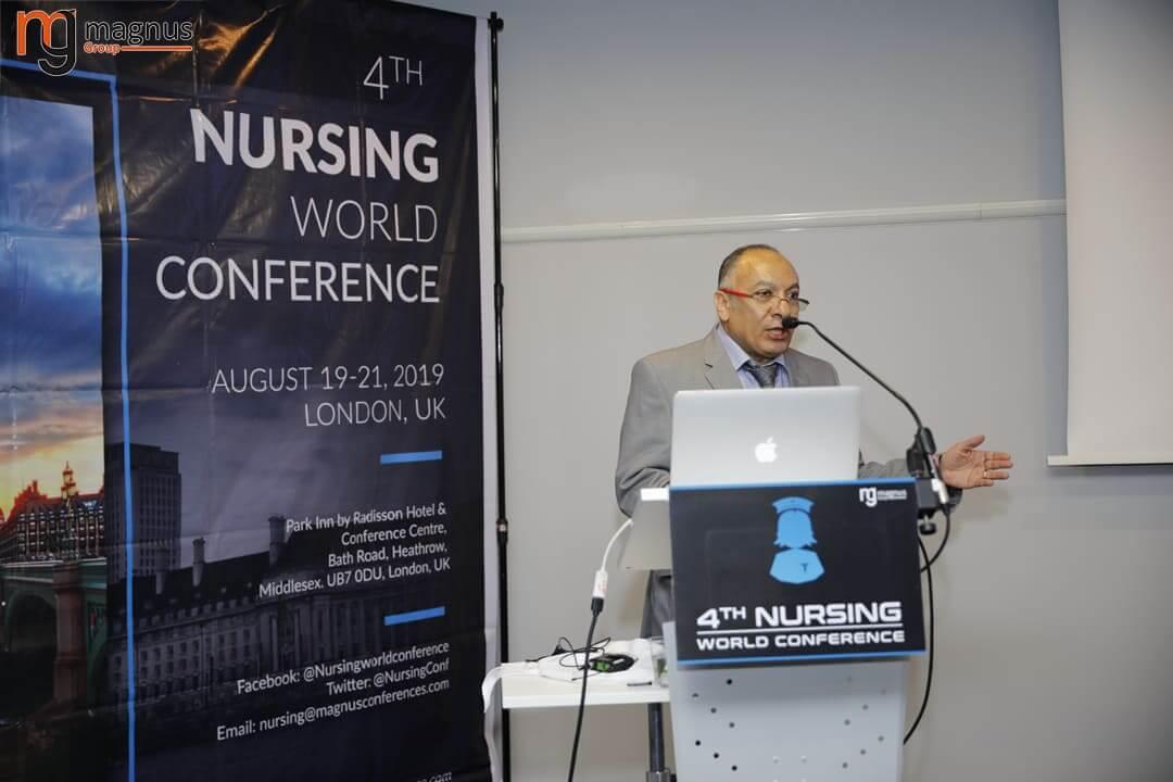 Nursing Conferences - Mahmoud Galal Ahmed