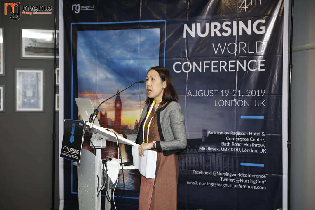 International Nursing Research Conferences - Napat Thikom