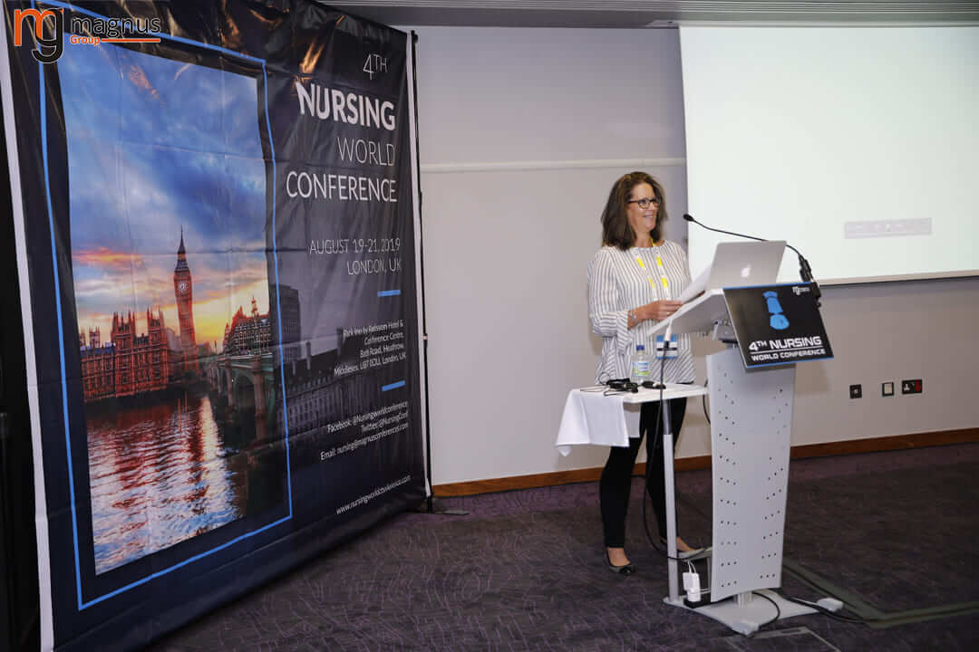 Nursing Conferences - Tracey Wilson