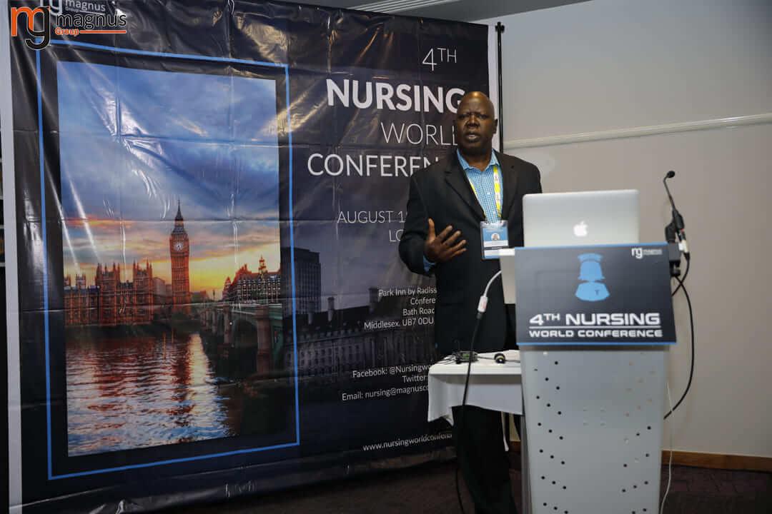 Nursing Research Conferences- Gabriel Oluwakotanmi