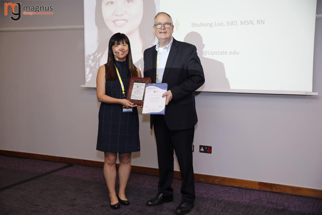 Nursing Conferences- Shuhong Luo