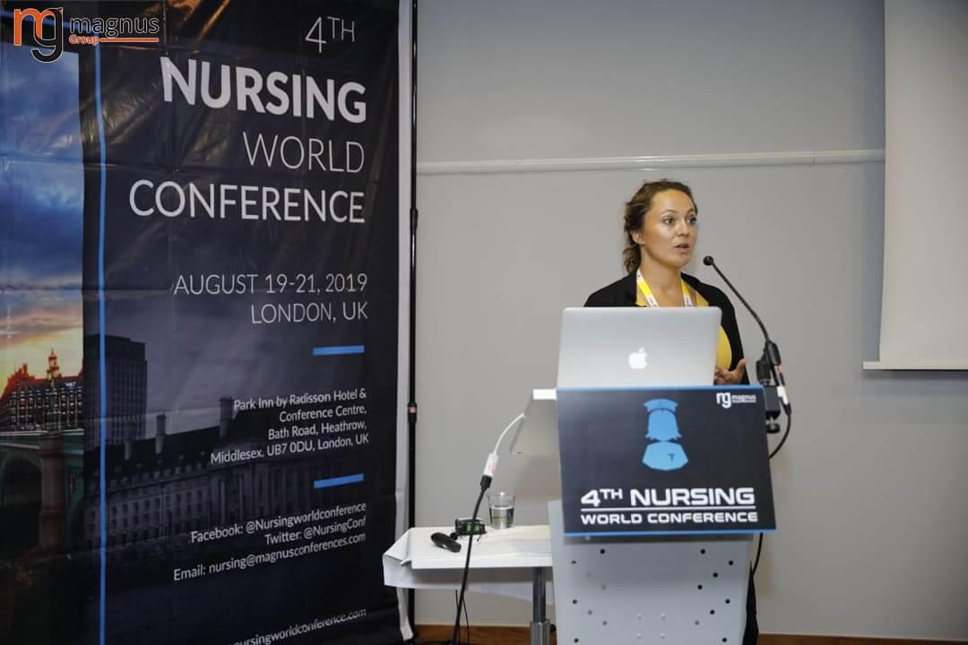 International Nursing Research Conferences - Silje Gustafsson