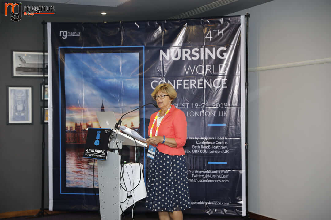 International Nursing Research Conferences - Susanne Salmela
