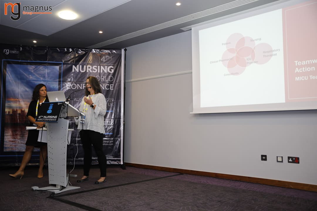 Nursing Research Conference 2020- Tracey Wilson