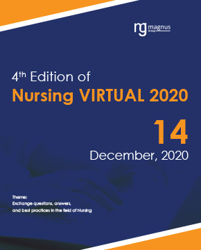 4th Edition of International Webinar on Nursing   Online Event  Book