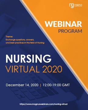4th Edition of International Webinar on Nursing   Online Event  Program