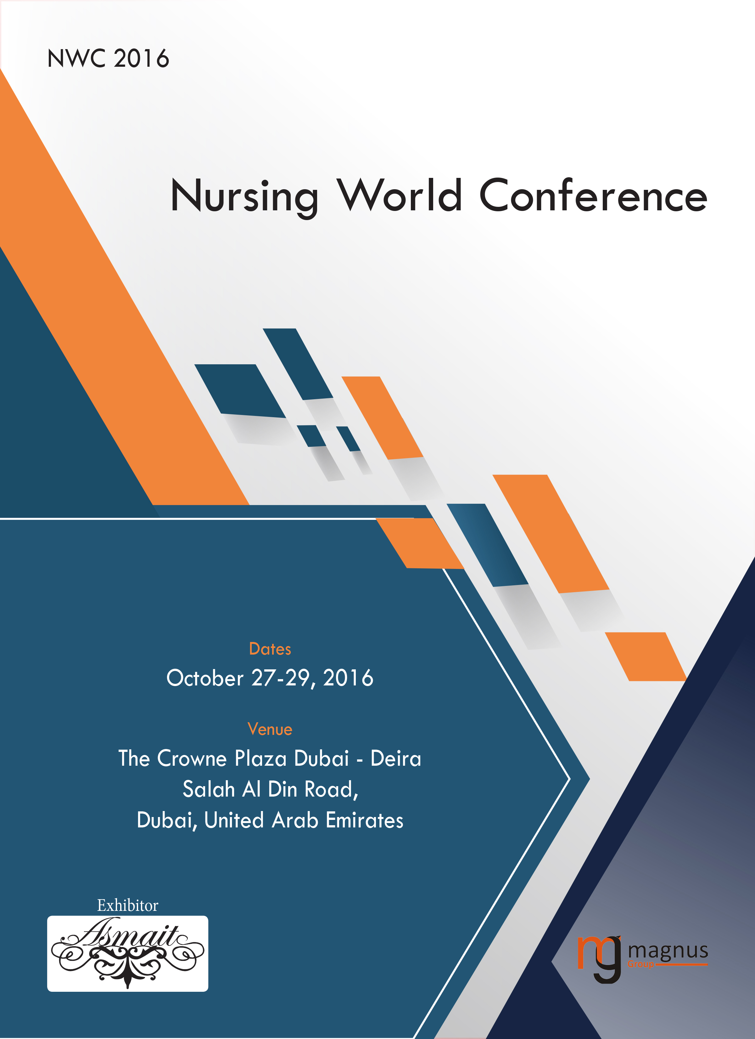 Nursing World Conference | Dubai, UAE Book