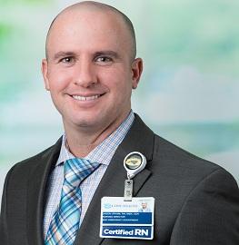 Speaker for Nursing Conference- Jason Upham
