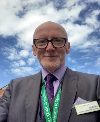 Speaker at  Nursing World Conference 2021 - Joe Cohen