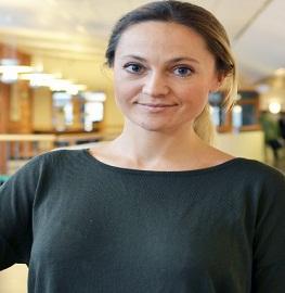 Speaker for Nursing Conferences- Silje Gustafsson